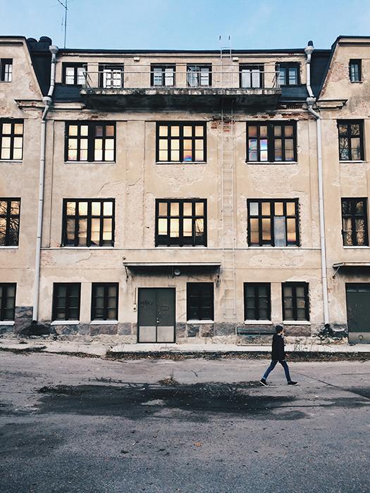 2. Malin Gustafsson – Heijastus